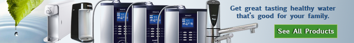 See all water ionizer products